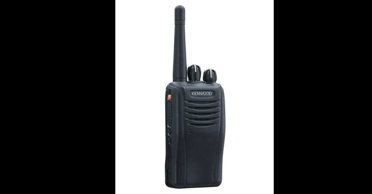 How to Unlock a Kenwood Radio |Handheld 2 Way Radios