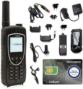 best satellite phone for backpacking